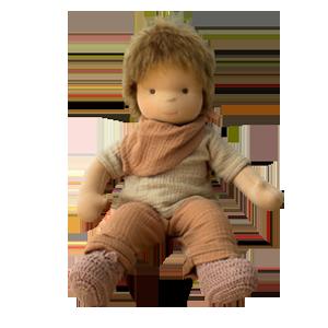 Puppenkinder Jungen