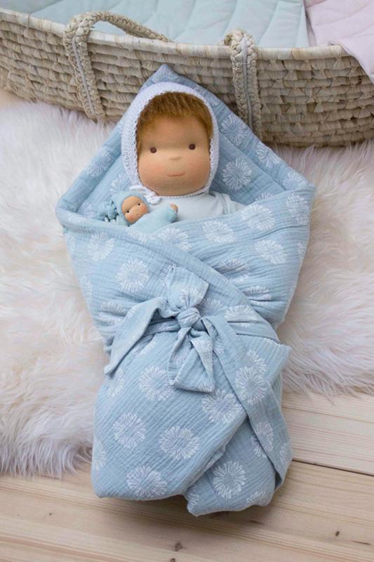Anfertigung Babypuppe Alia 53 cm