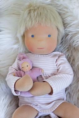 Anfertigung Babypuppe Sina 53 cm