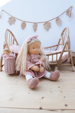 Anfertigung Puppenkind Linea 45 cm