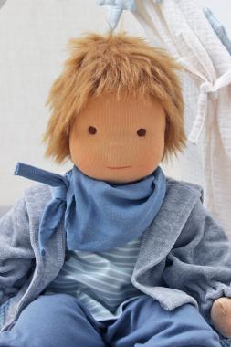 Anfertigung Babypuppe Noah 45 cm