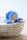 Anfertigung - Minischlamperle himmelblau 22 cm