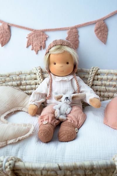 Anfertigung Babypuppe Sophie 45 cm