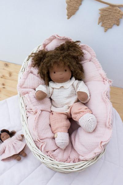 Anfertigung Babypuppe Alana 35 cm