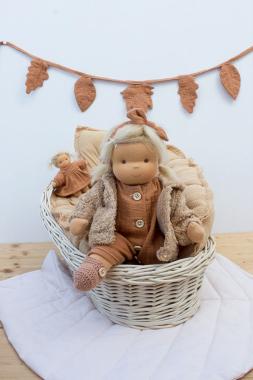 Anfertigung Babypuppe Cleo 35 cm