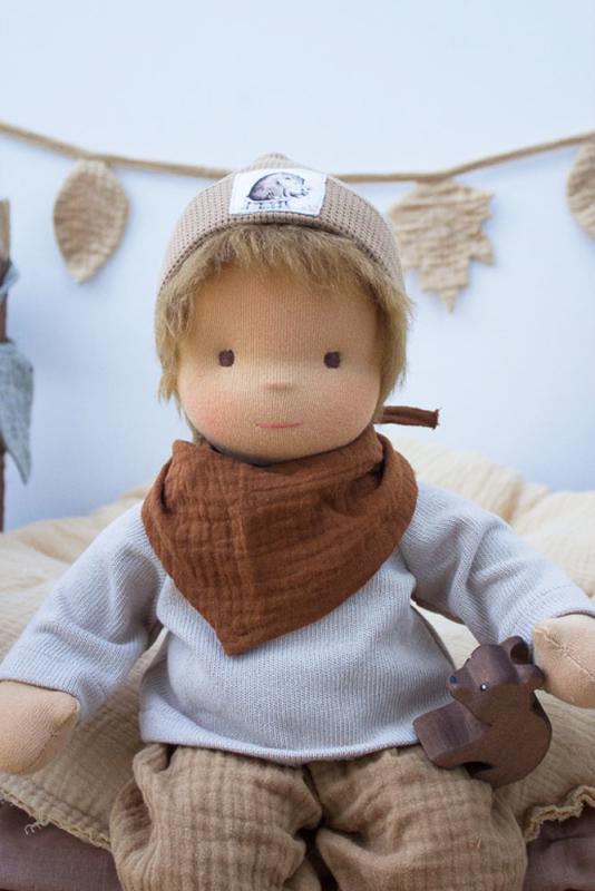 Anfertigung Babypuppe Robin 45 cm