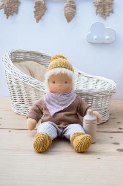 Babypuppe Milan 35 cm